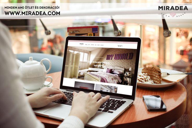 miradea webshop blog