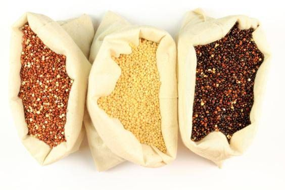 quinoa tris