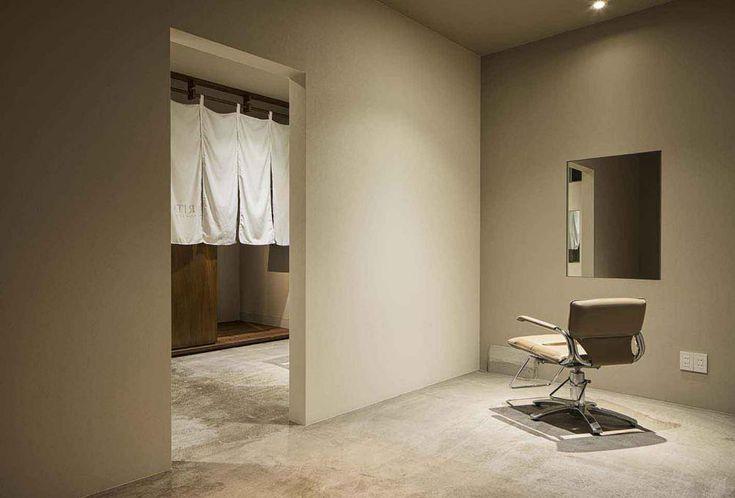 RITA(東京都)   美容室・理容室の設計・施工事例   タカラベルモント株式会社   サロン開業・経営情報サイト tb-net