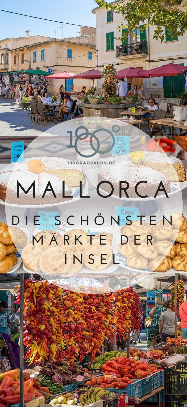 Zum Mallorca Urlaub Gehort Ein Markt Besuch Ich Zeige Dir Die