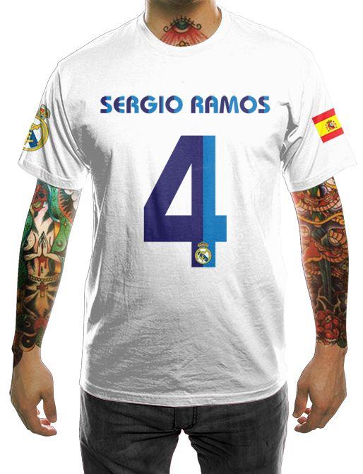#SergioRamos #RealMadrid #Spain #Centurion #UltrasIDClothes @Ultras_co_id #Jakarta #Indonesia SMS/WA/Line +628888526003