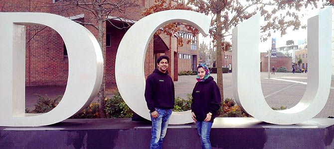 From India to Ireland: My study abroad choice #dcuinternational #dcustudyabroad #education