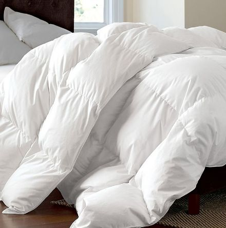 All Sizes Warm Feather Duvet Hotel Linen Goose Down Comforter