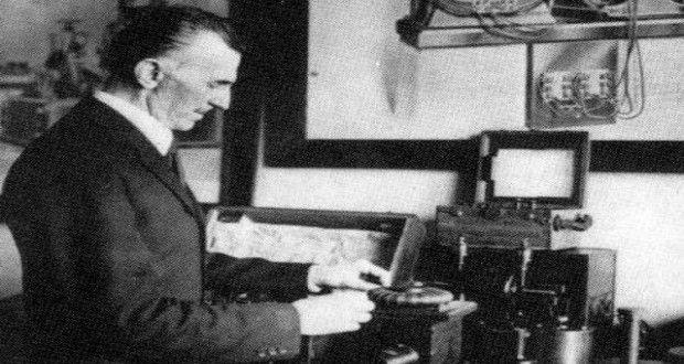 Nikola Tesla - Out4Mind