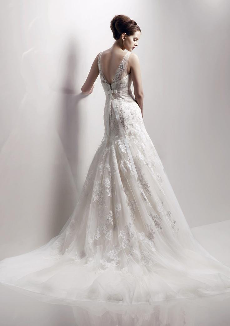 45 best Enzoani Wedding Dresses images on Pinterest | Wedding frocks ...