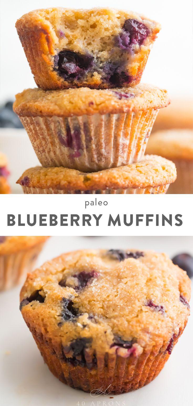 Paleo Blueberry Muffins Recipe Paleo Blueberry Muffins Blue