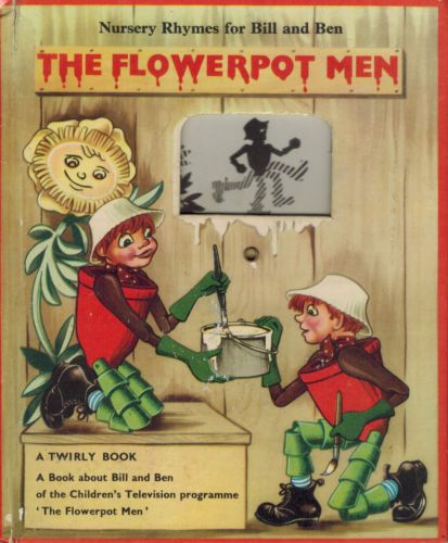 ''BILL AND BEN THE FLOWER POT MEN'' 1955