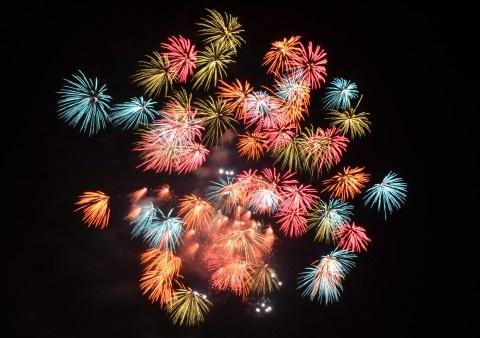 福山夏まつり2011 あしだ川花火大会の写真|花火フォト100選|花火大会 花火カレンダー2012 - Walkerplus