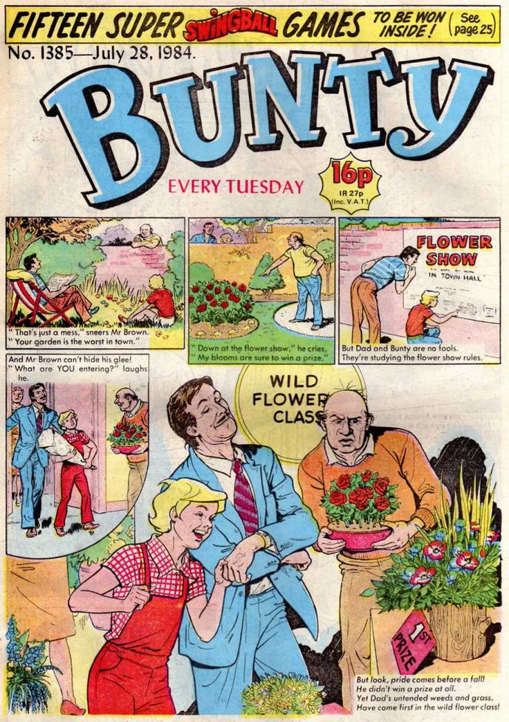 Bunty Comic > DoYouRemember.co.k