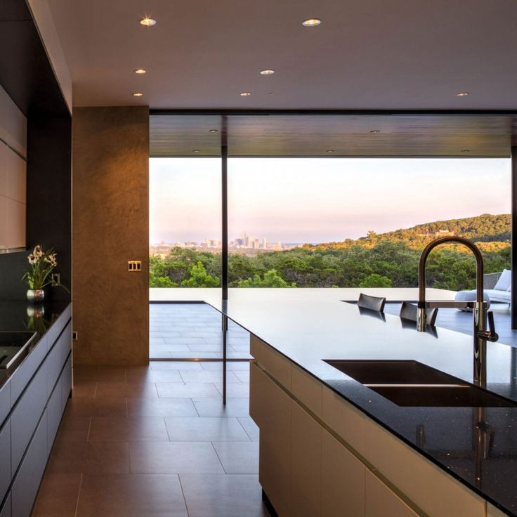 Waterfall House by Dick Clark   Associates
