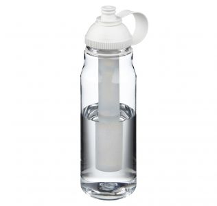Promotional Arctic Ice Bar Bottle Transparent 700ml. Tritan Cooler Bottle