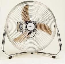 THE SUPPLY SHOPPE - Product - SSF18 SALTON FLOOR FAN