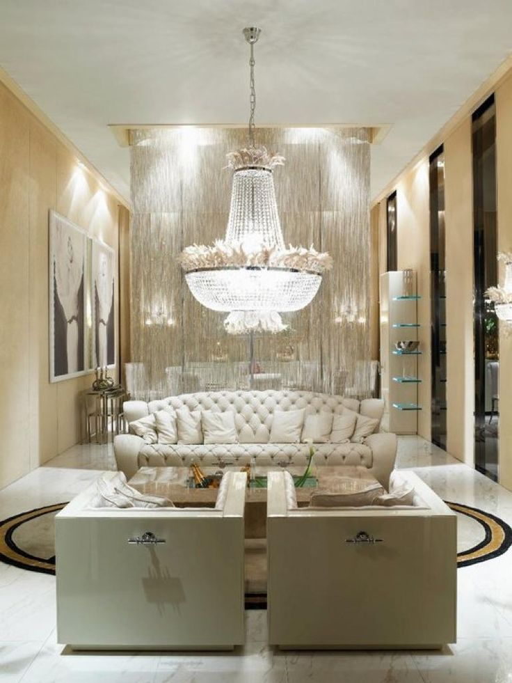 52 best luxury living rooms images on pinterest luxury for Luxury residential interior designer