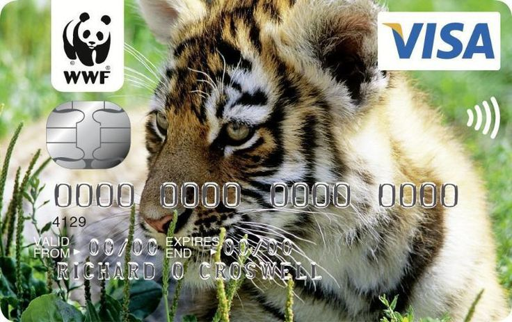 #MBNA Enhances #WWF #Charity #CreditCard Offer