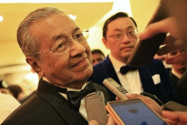 Tun Dr Mahathir Mohamad (pic) says many Umno members still want Tan Sri Muhyiddin Yassin to remain as deputy prime minister. ― File pic