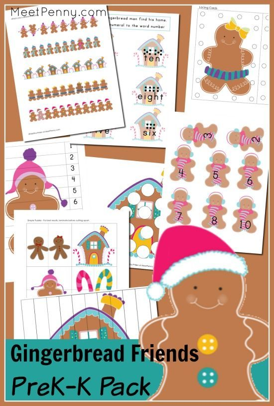 Free for a limited time! Packed with over 30 activities for your preschooler or kindergartener including number matching, different and same, lacing, simple puzzles, dot marker sheet, simple writing, scissor practice, and much more! Get the Gingerbread Man PreK-K Printable Pack for free when you complete the form below. Subscribers get more for FREE! I …