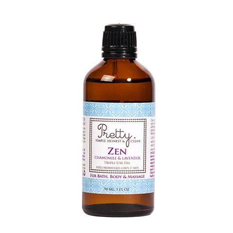 Pretty Skincare Triple Use Oil: Zen
