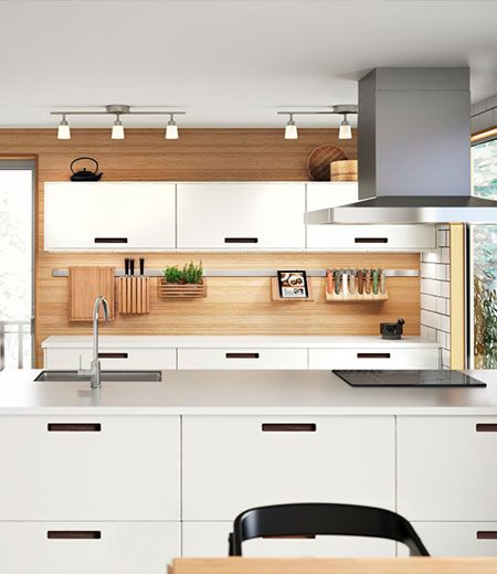 Ikea Kitchen Showroom: HEMNES, House Ideas