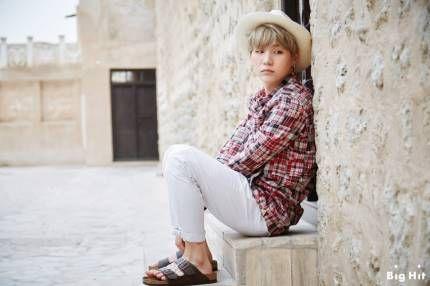 BTS - Summer Package - Dubai -  Suga