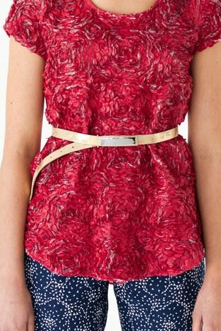 Lizzie Leather Belt