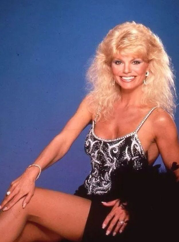 Loni Anderson. | Loni Anderson in 2019 | Vintage hollywood ...