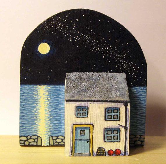 Seaside Cottage by Joy Williams