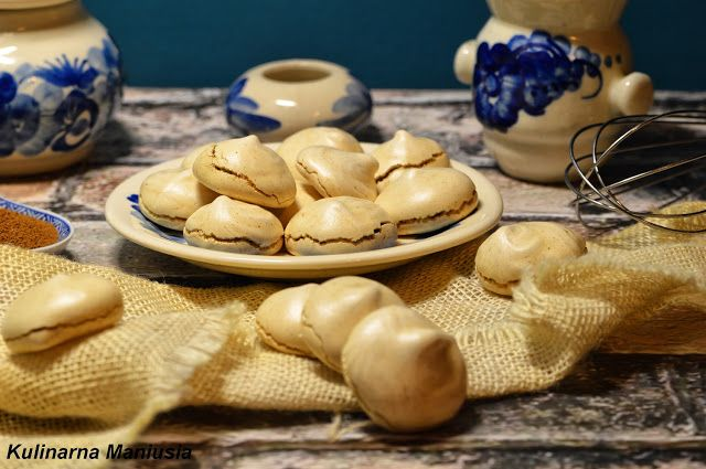 Kulinarna Maniusia - blog kulinarny: ciasteczka