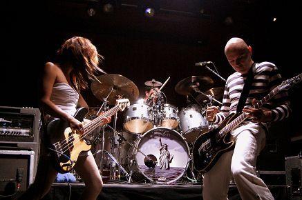 Smashing Pumpkins 2008