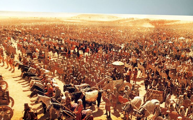 Persian Youth were Recruited in Alexander's Army