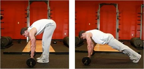 hip flexor pain abs