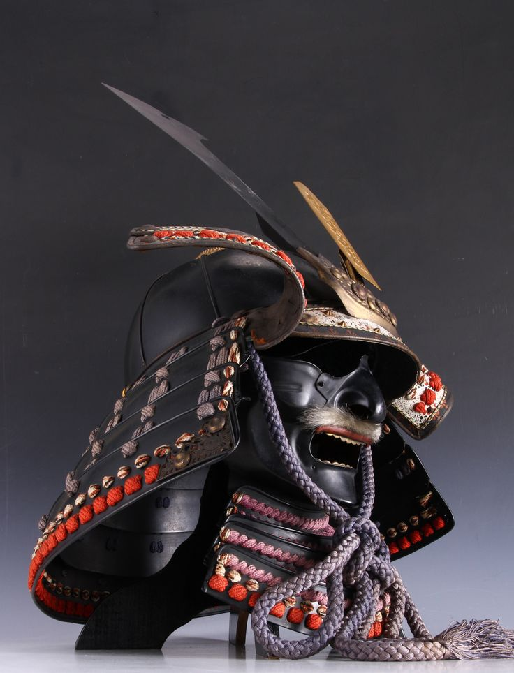122 best Japanese Samurai Kabuto Helmet images on ...