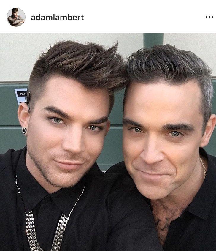 Adam Lambert & Robbie Williams XFactor Australia 2016