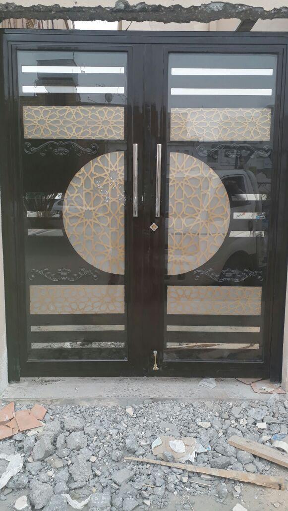 Pin By ابواب درج حديد القصور الذهبية On ابواب داخلية Door Design Design Home