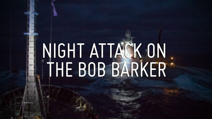 Night Attack on The Bob Barker