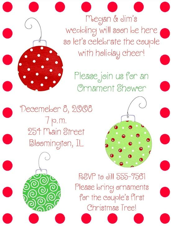 17 Best images about Christmas theme shower – Christmas Party Poem Invitation