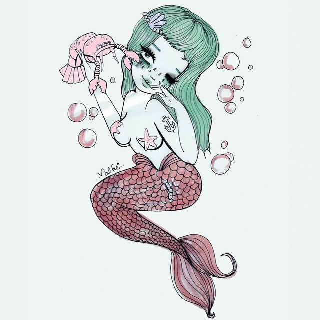 ilse Valfré @valfre  Mermaid Life ...Instagram photo | Websta (Webstagram)