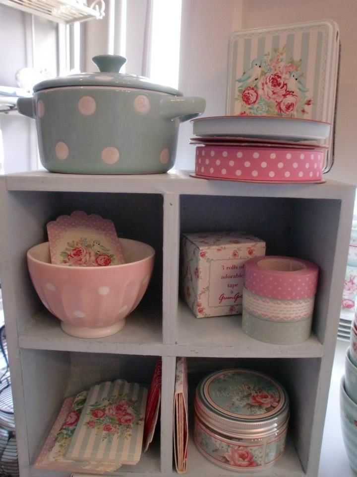 Greengate - very cute!