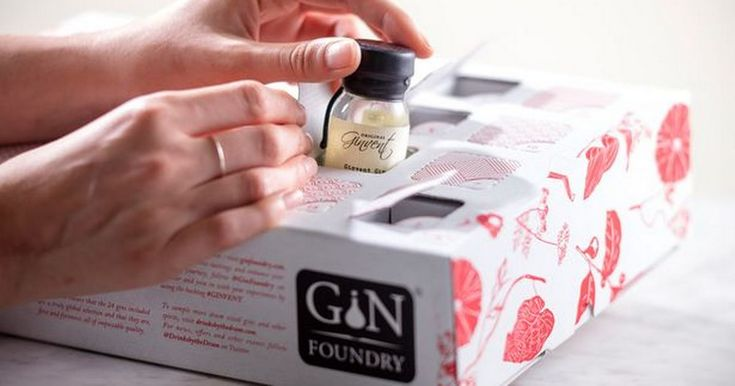 Count down to Christmas with this Gin advent calendar