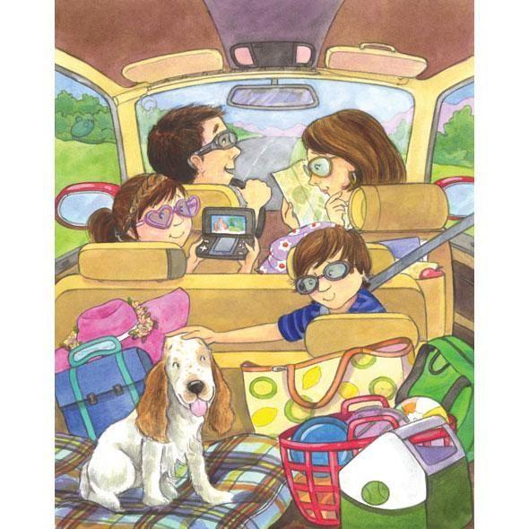 Tammie Lyon - professional children's illustrator, view portfolio