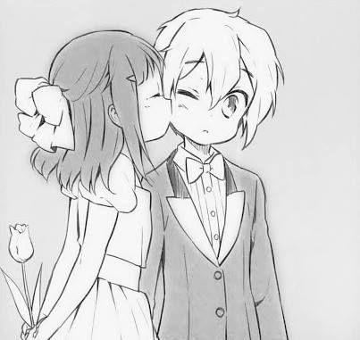 ★Quiero tener un chico así de lindo como pareja #novioanime