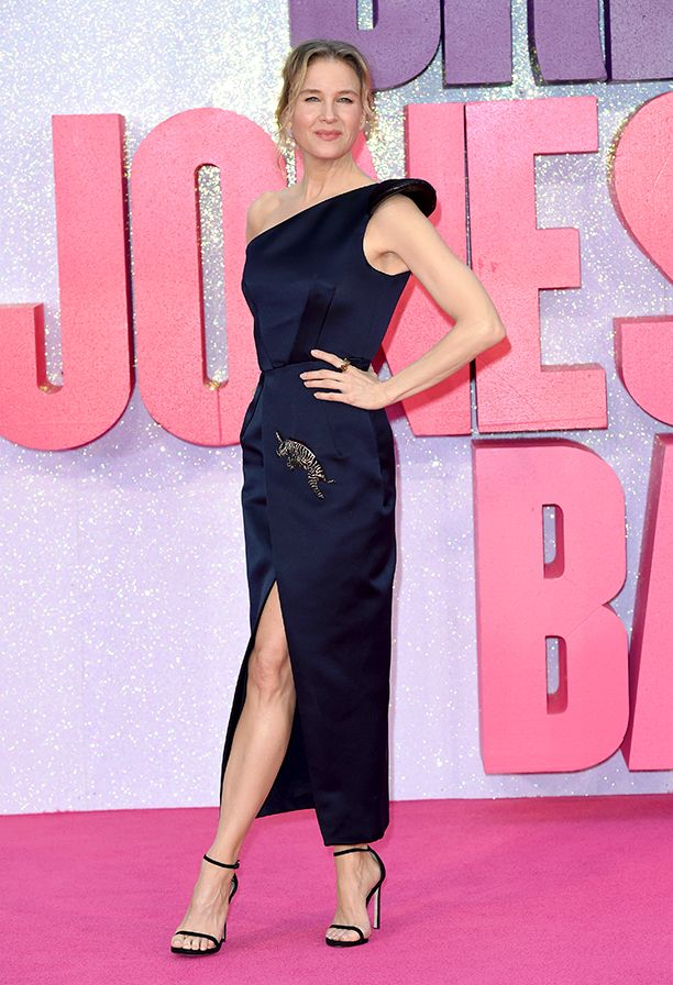 See Renée Zellweger With Colin Firth and Patrick Dempsey at the 'Bridget Jones's…