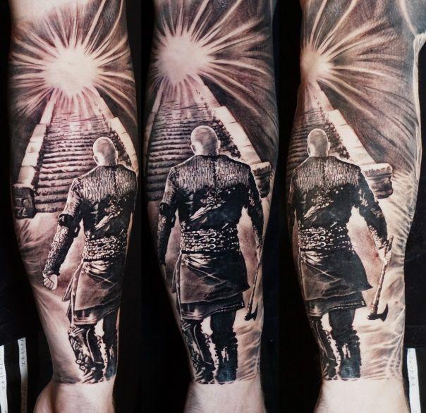 Bildergebnis Fur Valhalla Tattoo Designs