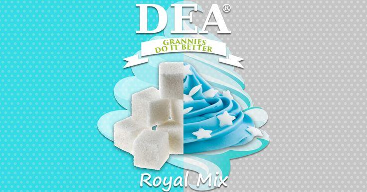 Aroma Royal Mix di Granny Rita: zucchero zucchero, zucchero e...un ingrediente segreto! #aromiDEA