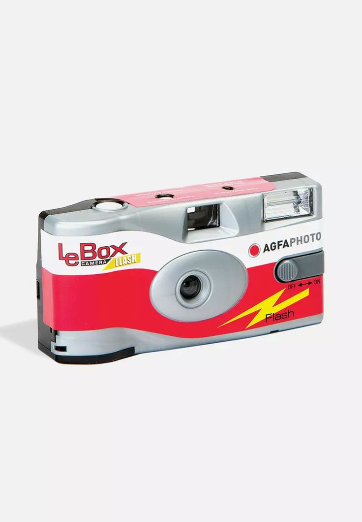 LeBox Disposable Camera