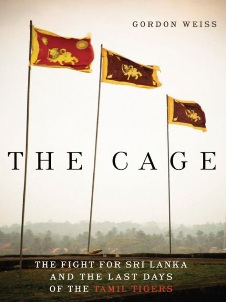 The Cage: The Fight for Sri Lanka and the Last Days of the Tamil Tigers on Scribd