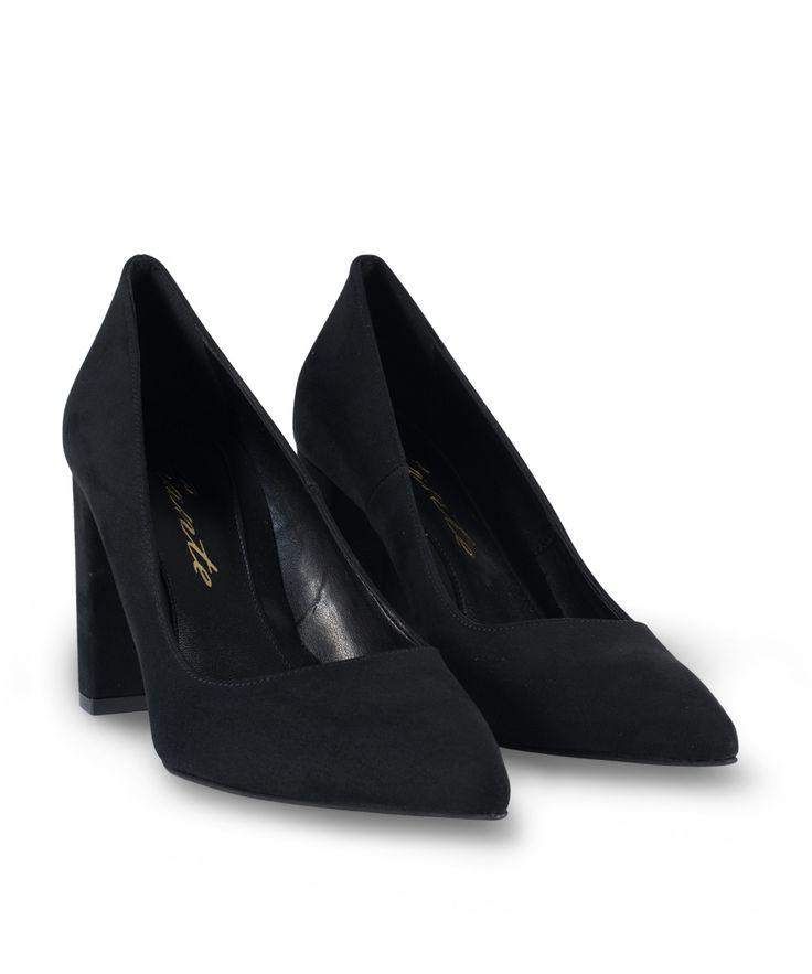 Sante Pumps because classics are always essentials! Black