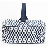 Found it at Wayfair - Latitude 38 Nautical Rope Insulated Picnic Basket