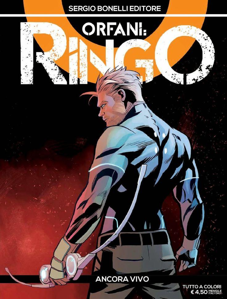 Comic-Soon: ORFANI: RINGO, LA SECONDA STAGIONE DEL FUMETTO A C...