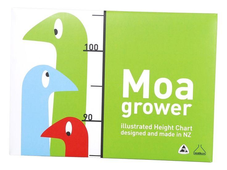 Moa Grower Height Chart