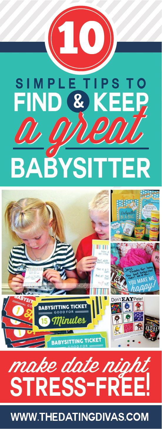 how to find a babysitter you can trust